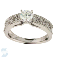 06034 0.72 Ctw Bridal Engagement Ring
