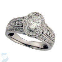06038 0.96 Ctw Bridal Engagement Ring