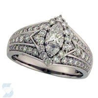 6041 1.09 Ctw Bridal Engagement Ring