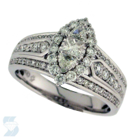6042 0.96 Ctw Bridal Engagement Ring