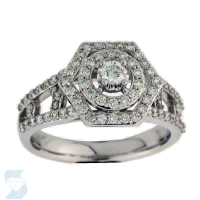 06050 0.77 Ctw Bridal Engagement Ring