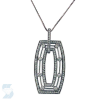 06051 0.94 Ctw Fashion Pendant