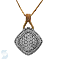 6055 0.31 Ctw Fashion Pendant