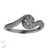 06061 0.49 Ctw Bridal Multi Stone Center