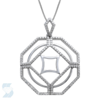 6068 0.68 Ctw Fashion Pendant