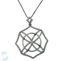 6069 0.67 Ctw Fashion Pendant