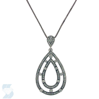 6073 0.72 Ctw Fashion Pendant