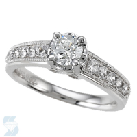 6075 0.62 Ctw Bridal Engagement Ring