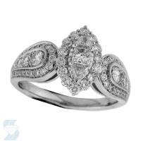 6079 1.13 Ctw Bridal Engagement Ring