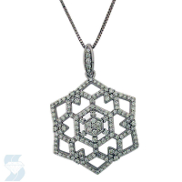 6081 0.95 Ctw Fashion Pendant
