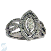 06086 0.97 Ctw Bridal Engagement Ring