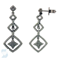 06089 0.66 Ctw Fashion Earring