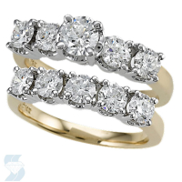 6091 2.20 Ctw Bridal Engagement Ring