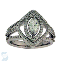 06094 0.99 Ctw Bridal Engagement Ring