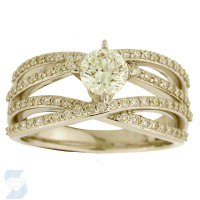 6095 0.92 Ctw Bridal Engagement Ring