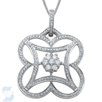 6258 0.93 Ctw Fashion Pendant
