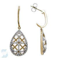 6278 0.46 Ctw Fashion Earring