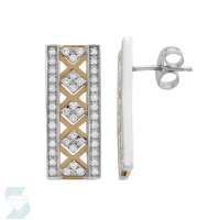 06280 0.33 Ctw Fashion Earring