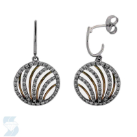 6282 0.38 Ctw Fashion Earring