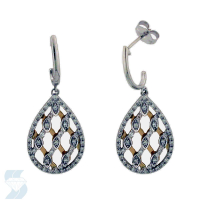 06285 0.33 Ctw Fashion Earring