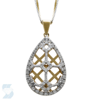 6286 0.35 Ctw Fashion Pendant