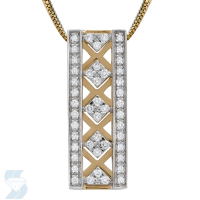 6288 0.31 Ctw Fashion Pendant
