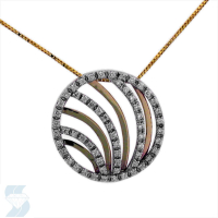06290 0.30 Ctw Fashion Pendant
