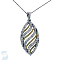 06292 0.35 Ctw Fashion Pendant