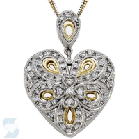 06295 0.25 Ctw Fashion Pendant