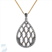 6296 0.23 Ctw Fashion Pendant