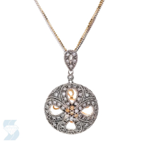 06297 0.24 Ctw Fashion Pendant