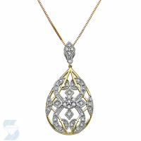 6298 0.20 Ctw Fashion Pendant