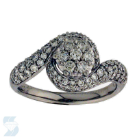 06314 1.01 Ctw Bridal Multi Stone Center