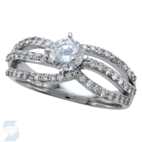06315 0.97 Ctw Bridal Engagement Ring