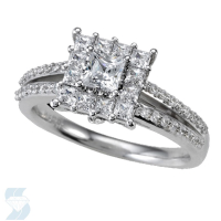 06325 1.24 Ctw Bridal Engagement Ring