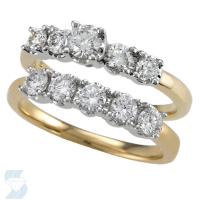 6326 1.10 Ctw Bridal Engagement Ring
