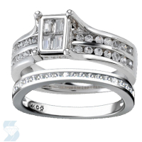 06328 0.97 Ctw Bridal Engagement Ring