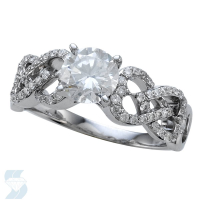 06337 1.30 Ctw Bridal Engagement Ring