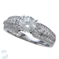 06338 1.32 Ctw Bridal Engagement Ring