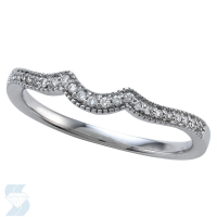 6340 0.09 Ctw Bridal Engagement Ring