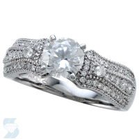 06341 1.33 Ctw Bridal Engagement Ring