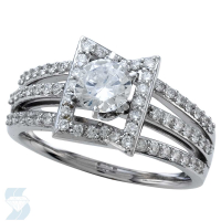 6342 0.99 Ctw Bridal Engagement Ring