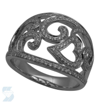 06347 0.49 Ctw Fashion Fashion Ring