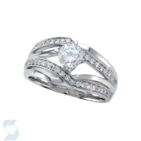 06348 0.83 Ctw Bridal Engagement Ring