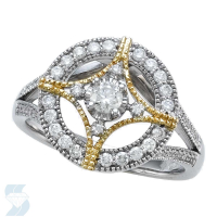 06351 0.51 Ctw Bridal Engagement Ring
