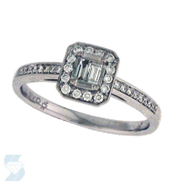 6358 0.25 Ctw Bridal Engagement Ring