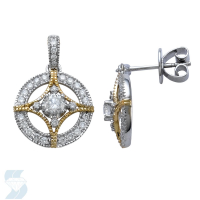 06361 0.42 Ctw Fashion Earring