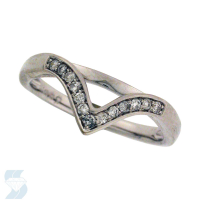 6396 0.13 Ctw Bridal Engagement Ring