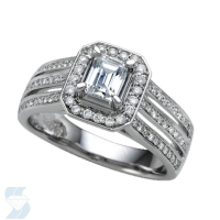 06399 0.99 Ctw Bridal Engagement Ring