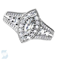 06460 1.23 Ctw Bridal Engagement Ring